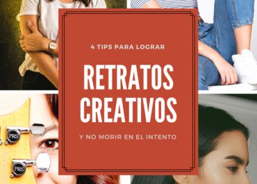 TIPS PARA FOTOGRAFIA DE RETRATO