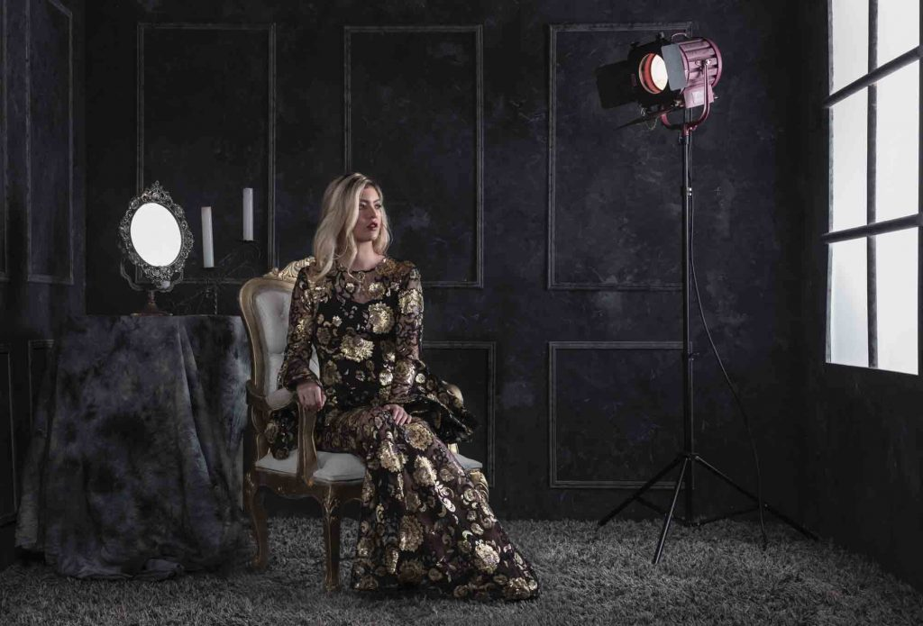 Fotografia de moda editorial