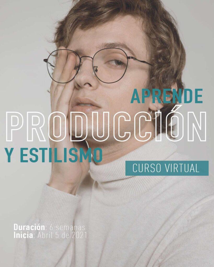 Estilismo de moda en Colombia curso