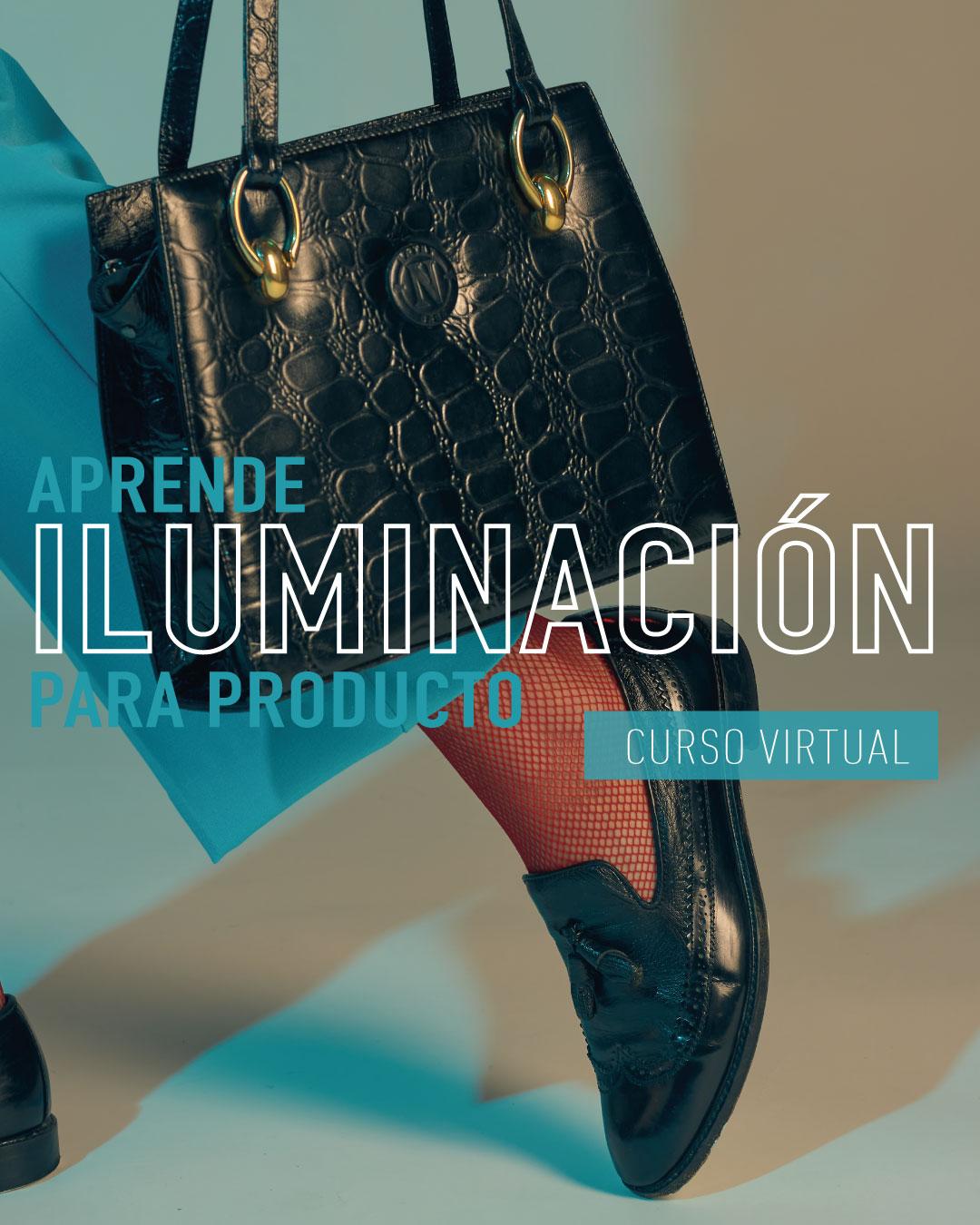curso virtual de iluminación