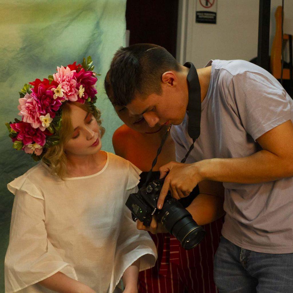 Clases de Fotografia en Colombia online